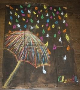 Pioggia A Colori